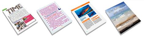 Diseño editorial para cualquier publicación impresa o digital
