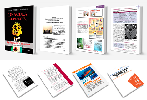 maquetacion de libros, diseño libros
