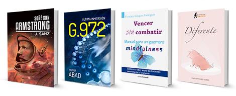 Portadas de libros - diseño editorial personalizado